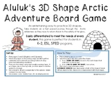 Aluluk's 3D Shape Arctic Adventure