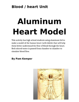 Aluminum Heart Model Lab