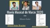 Alvaro Soler March Music Madness