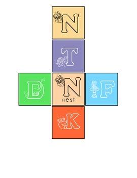 Alveolar Bingo & Dice