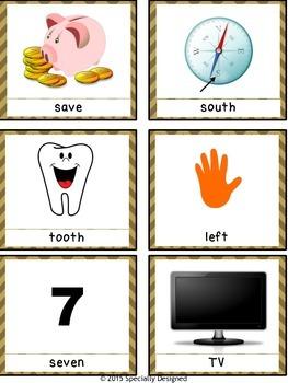 Apraxia & Articulation Cards Alveolar-Dental