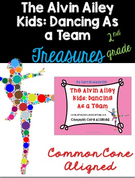 Alvin Ailey Kids: Treasures 2nd Grade: Common Core Aligned Activities