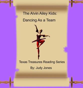 Alvin Alley Kids: Dancing As a Team