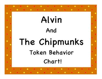 Alvin And The Chipmunks Token Behavior Chart!