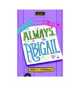 Always Abigail Trivia Questions