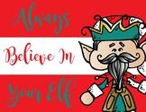 Always Believe in your Elf - Lightbox