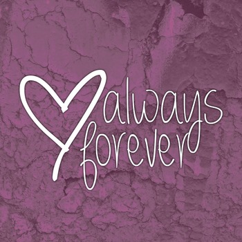 Always Forever Font for Commercial Use