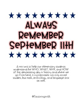 Always Remember September 11