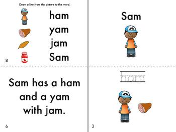 Am Family Fluency Book