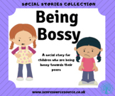 Am I Being Bossy? Social Story