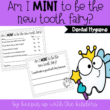 Am I MINT to be the new Tooth Fairy?