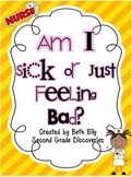 Am I Sick or Feeling Bad Reflection Sheet
