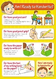 Am I ready to handwrite? A3 Poster