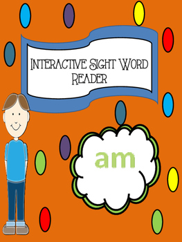 Am Interactive Sight Word Reader