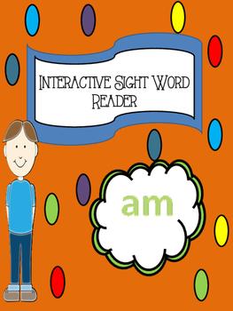 Am Interactive Sight Word Reader