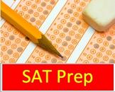 """Am Lit / SAT Prep: Literal Comprehension Q's with Thoreau's """"Walden"""""""