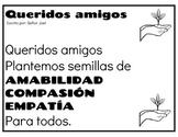 Amabilidad (Kindergarten Spanish Dual Immersion Kindness Week Song)