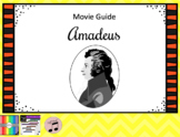 Amadeus movie guide MOZART