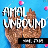 Amal Unbound: Comprehensive Unit for Novel Study - 75+ Resources!