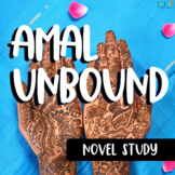 Amal Unbound: Comprehensive Unit for Novel Study - 75+ Res