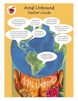 Amal Unbound:  Global Read Aloud Teaching Guide