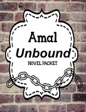 Amal Unbound Novel Study Bundle