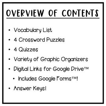 Amal Unbound: Vocabulary Resources - Puzzles, Flashcards, Quizzes