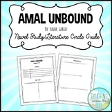 Amal Unbound by Aisha Saeed Novel Study/Literature Circle Guide