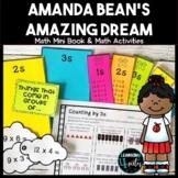 Amanda Bean's Amazing Dream Math Mini Book & Activities