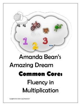 Amanda Bean's Amazing Dream - Activity and Board Game