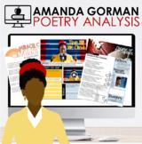 Amanda Gorman Digital Poetry Lessons Bundle