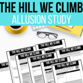 "Amanda Gorman ""The Hill We Climb"" Allusion Study and Answer Key"