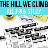 "Amanda Gorman ""The Hill We Climb"" Allusion Study and Answer Key"