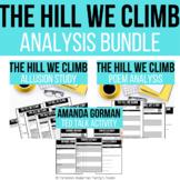 """Amanda Gorman """"The Hill We Climb"""" Analysis BUNDLE"""