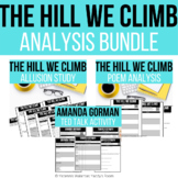 "Amanda Gorman ""The Hill We Climb"" Analysis BUNDLE"