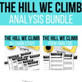 "Amanda Gorman ""The Hill We Climb"" Analysis Mini BUNDLE"