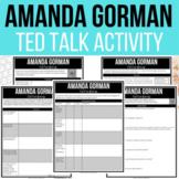 "Amanda Gorman ""Using Your Voice is a Political Choice"" Study"
