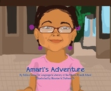 Amari's Adventure Printable Book