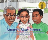 Amari's Blue Ribbon Printable Book