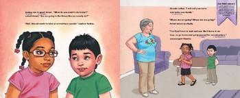 Amari's Shining Moment Printable Book
