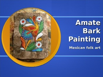 Amate Bark Painting Introduction