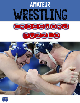 Amateur Wrestling Crossword