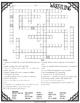 Amateur Wrestling Crossword
