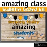 Amazin Bulletin Board Kit Classroom Theme Decor ll Back to