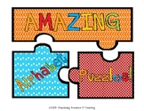 Amazing ALPHABET Mini Puzzles