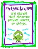 Amazing Adjectives