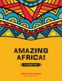 Amazing Africa! Heritage Pack - African Countries, Culture