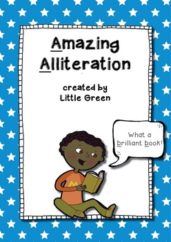 Alliteration Poster Worksheets for all | Download and Share ...