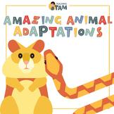 Amazing Animal Adaptations – 3rd Grade STEAM Project