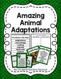 Amazing Animal Adaptations Unit